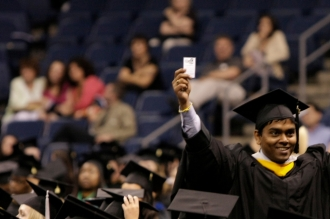 Old Dominion University Commencement