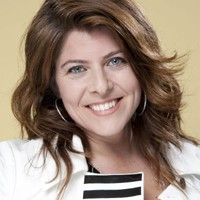 Author and political activist Naomi Wolf