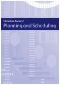 International Journal of Planning and Scheduling