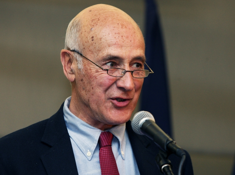 ODU President's Lecture Series: Harvard Professor Joseph Nye Draws Large Crowd - 1366817512232